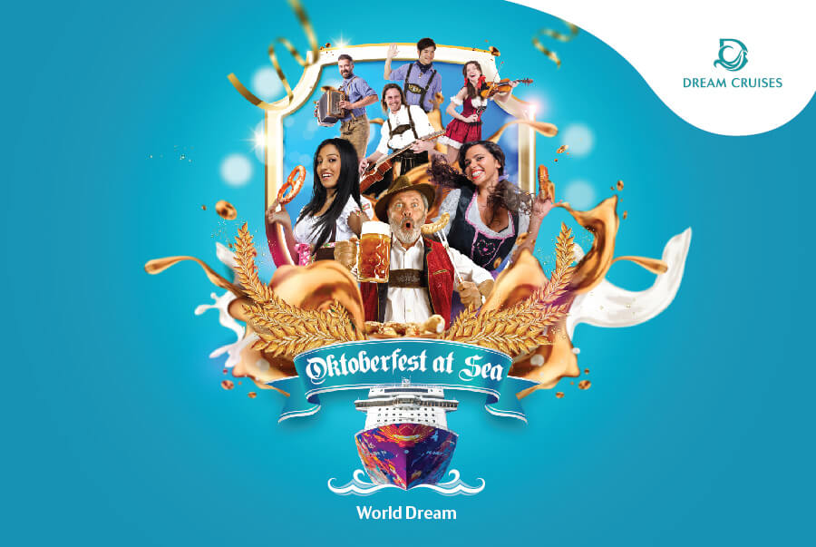 dream cruises oktoberfest at sea