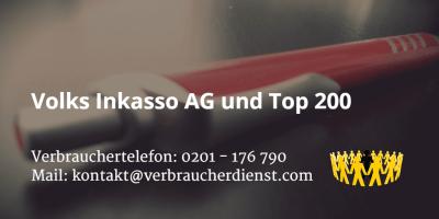 Beitragsbild: Volks Inkasso AG und Top 200