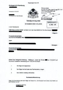 Amtsgericht-Hamburg-Versaemnisurteil-Wulf-DBM-Video