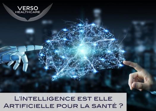 L'intelligence est elle Artificielle pour la santé ?