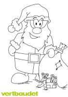 Malvorlage Nikolaus › vertbaudet Blog   Ein Familien Blog ...