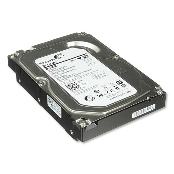 ST2000DM001 – Seagate (IBM and Lenovo Spare) 2Tb 7.2k RPM 6Gbps 3.5 inch SAS HDD