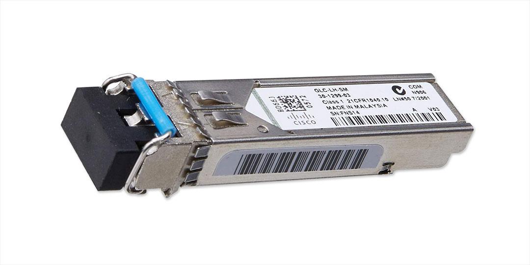 Genuine Cisco GLC-LH-SM 1000BASE-LX//LH SFP transceiver module