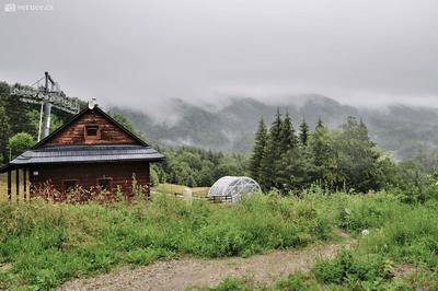 Kremnické vrchy - výhled z Králik