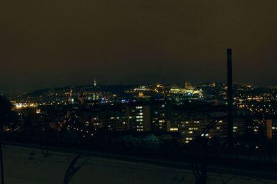 Panorama Prahy