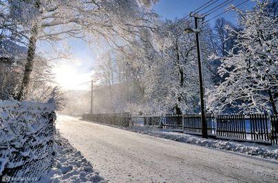 Zima, sníh a mráz