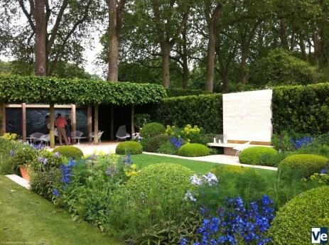 The Telegraph Garden
