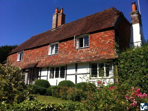 Английский коттедж - English cottage