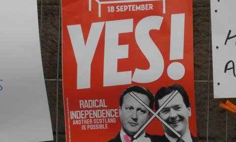 Шотландия - развод или деволюция