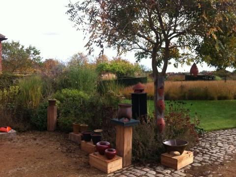 Осенние мотивы Пита Удольфа в Бери-Корт