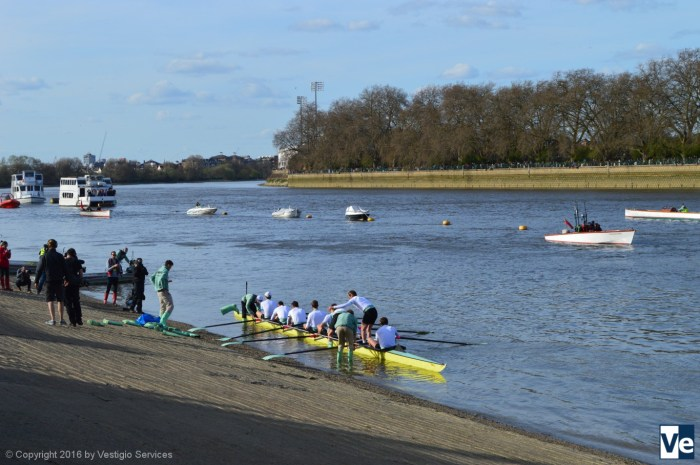 The Boat Race 2015