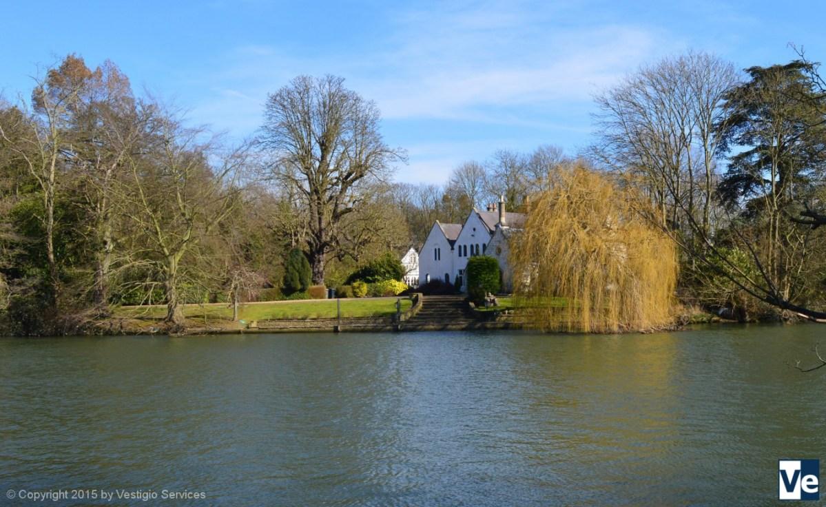 Magna Carta Island