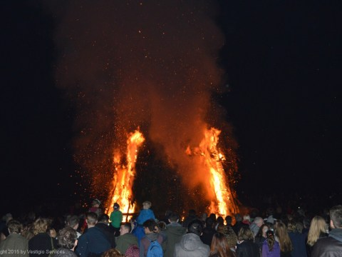 Bonfire Night - ночь фейерверков и костров в Англии