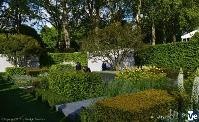 Marcus Barnett - The Telegraph Garden
