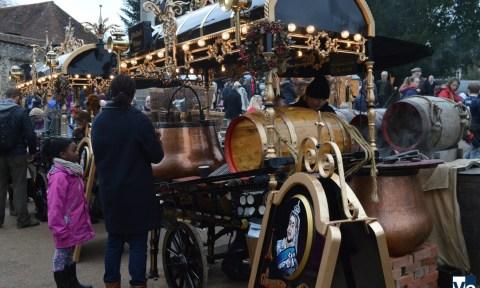 Винчестер (Уинчестер): рождественский рынок в древней столице Англии