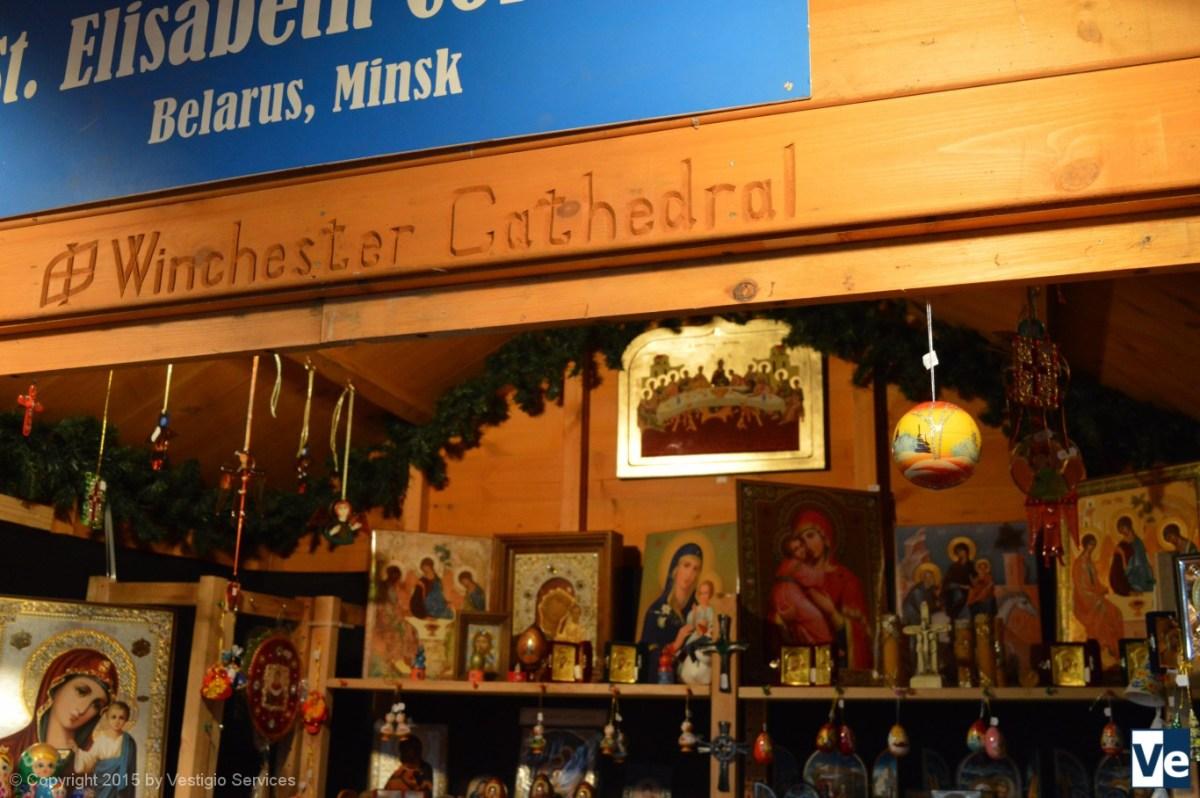 Винчестер (Уинчестер): рождественский рынок