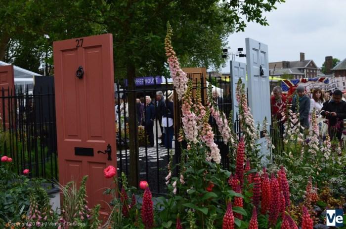Фреш гарденс: RHS Chelsea Flower Show 2016