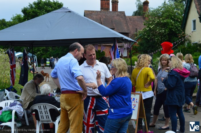 Shere Street Party