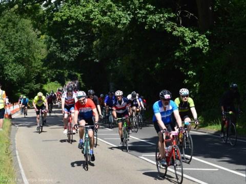 RideLondon 2016: шоссейная велогонка Лондон-Саррей