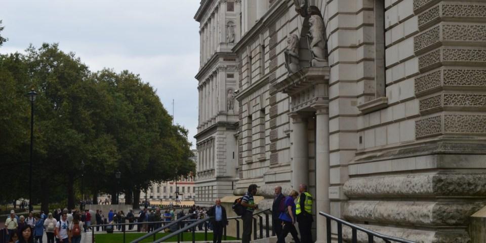 HM Treasury: Казначейство Великобритании в дни архитектуры