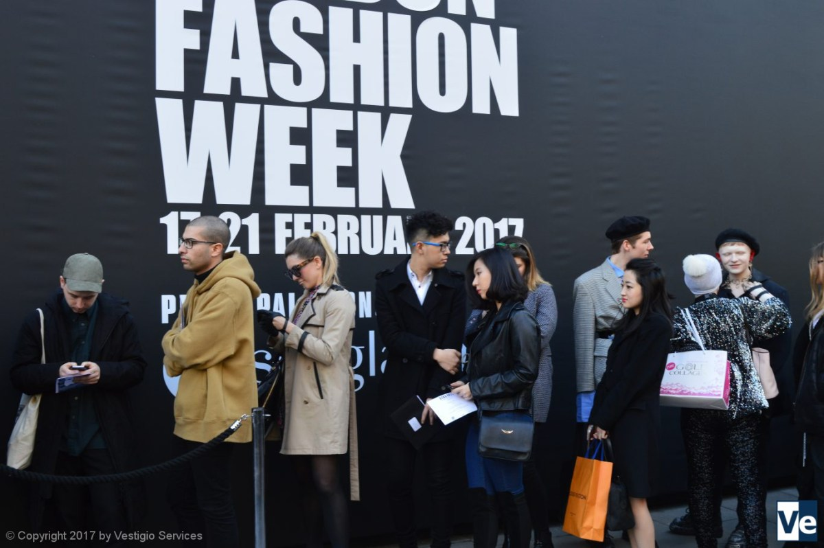 London fasion week 2017