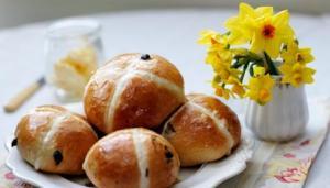 Easter celebration in Britain