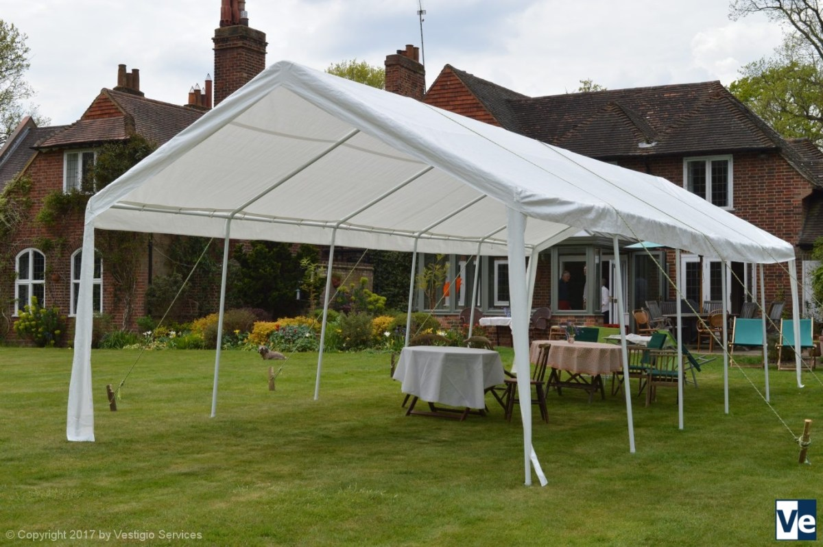 Learn English: what's the difference between Marquee and Gazebo