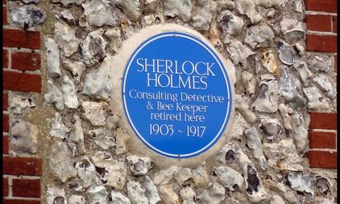 Шерлок Холмс на пенсии