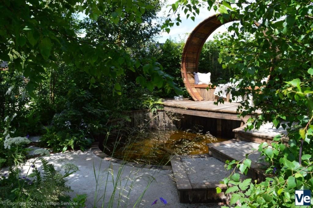 RHS Hampton Court Garden Festival