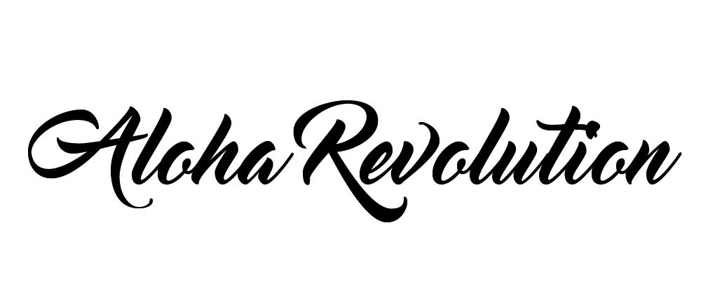 Aloha Revolution Script