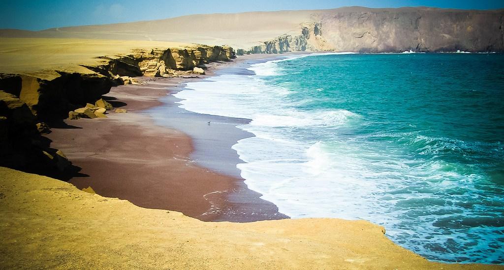 Uma cidade onde você poderá conhecer a região praiana e a desértica em um só lugar.
