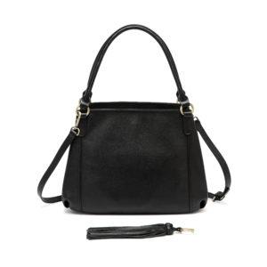 Vicenzo Leather Handbag