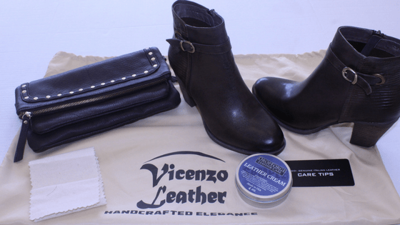 leather care for shoes and handbags