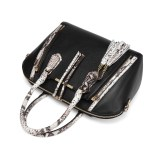 Mala Leather Handbag