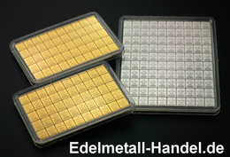 Interessante Alternative zu Barren und Anlagemünzen in Gold und Silber