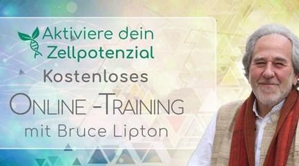 Bruce Lipton – Werde Meister über deine Gene