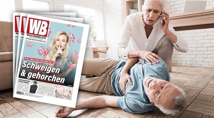 Durch Corona-Panik vernachlässigt: So krank ist Österreich