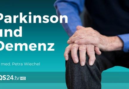 Parkinson und Demenz – Beginn der Vergesslichkeit   Dr. med. Petra Wiechel   Visite   QS24