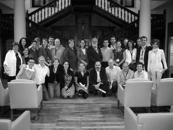 GEAP 2012 Alumni @ Deusto Business School, Bilbao