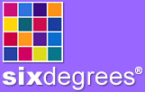 Sixdegrees Logo