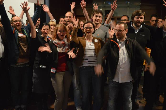 The first SW Leipzig is a WRAP! What a Weekend!