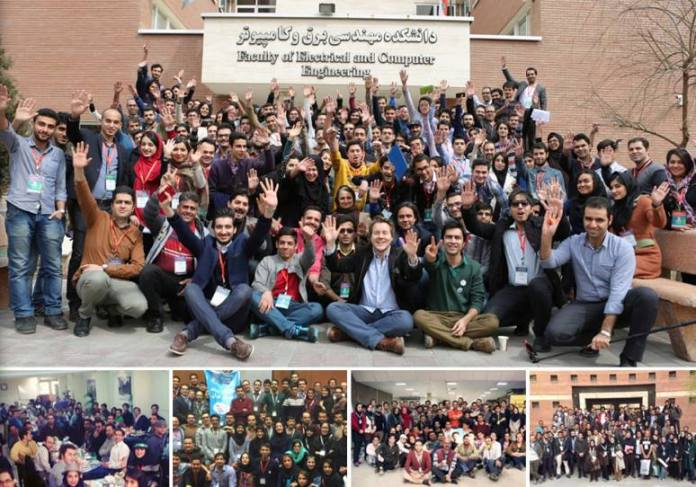 5x simultaneous Startup Weekends at 5x universities in Tehran, Iran - The world's LARGEST Startup Weekend event!