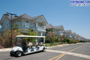 Sea Links Beach Villa - Cảnh Quan
