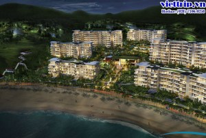 Ocean Vista Apartment Sea Links Mũi Né nhìn ra biển