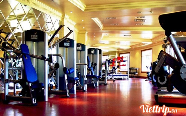 The Imperial hotel Vũng Tàu - Gym