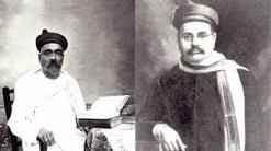 Bal Gangadhar Tilak and Gopal Krishna Gokhale
