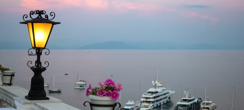 Come dine with me in Corfu