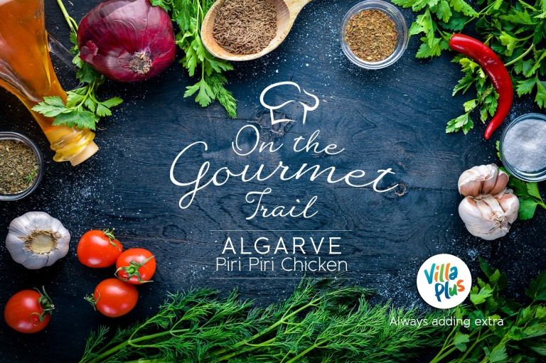 On the Gourmet Trail. Algarve: Piri Piri Chicken