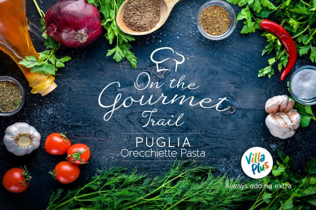 On the Gourmet Trail. Italy: Puglia