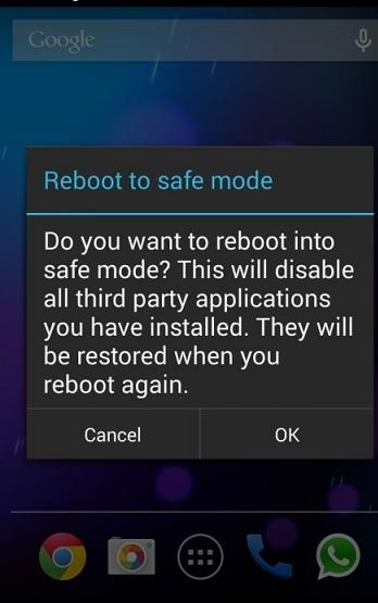 Remove Virus Android Phone
